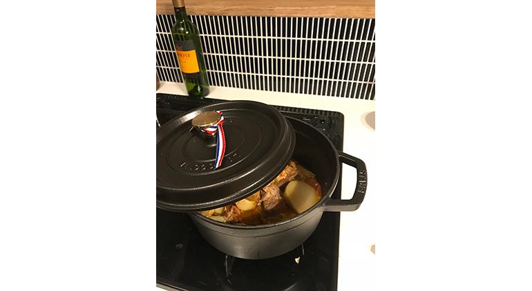 シックな鍋