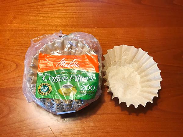 【クイジナートのコーヒーメーカー】ペーパーフィルターはコレがおすすめ