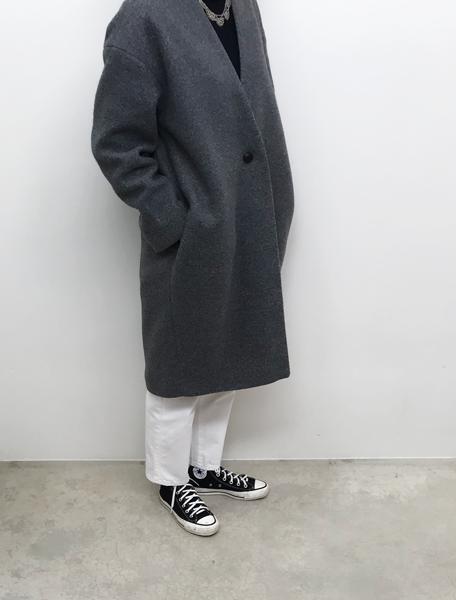 ほぼ2000円で手に入れた Green Parksのコートがすごい
